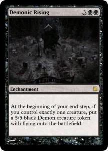 Demonic Rising
